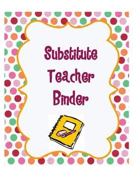 substitute teacher cover letter example - Dayjobcom